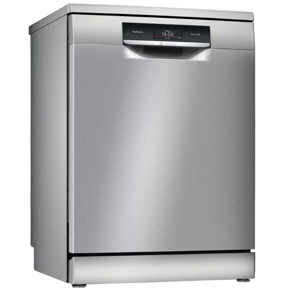【BOSCH 博世】14人份獨立式沸石洗碗機 含基本安裝 (SMS8ZCI00X)
