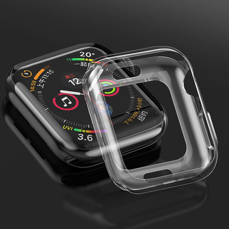 APPLE WATCH 超透 TPU 42MM 超透手錶殼