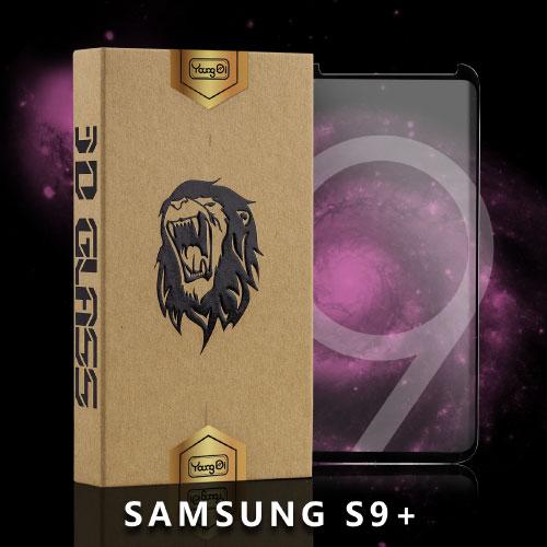 【YoungDi永廸】3D曲面鋼化玻璃保護貼(魔法版)-SAMSUNG S9 Plus