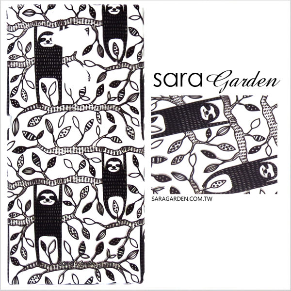 【Sara Garden】客製化 手機殼 OPPO R11S r11S 保護殼 硬殼 手繪可愛樹懶