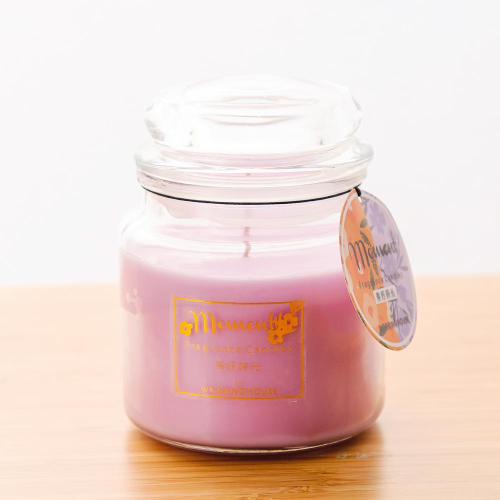 美好時光薰紫杯蠟-大-生活工場