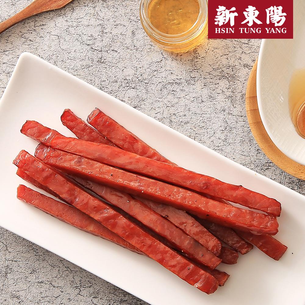 【新東陽】炙燒豬樂條-蜜汁 (165g*2包),免運
