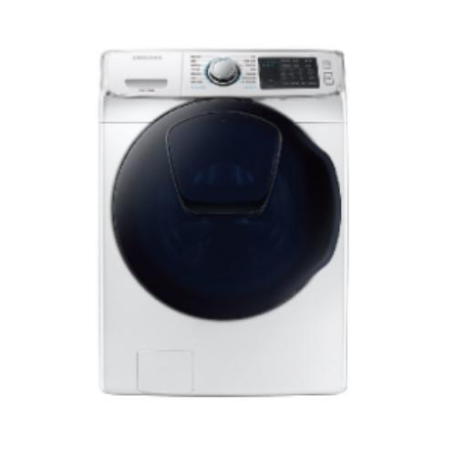 回函贈★【SAMSUNG三星】17公斤 潔徑門系列 洗脫烘 滾筒洗衣機 WD17N7510KW/TW
