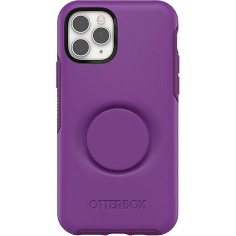 OtterBox 炫彩幾何泡泡騷保護殼iPhone 11 Pro (5.8) 紫