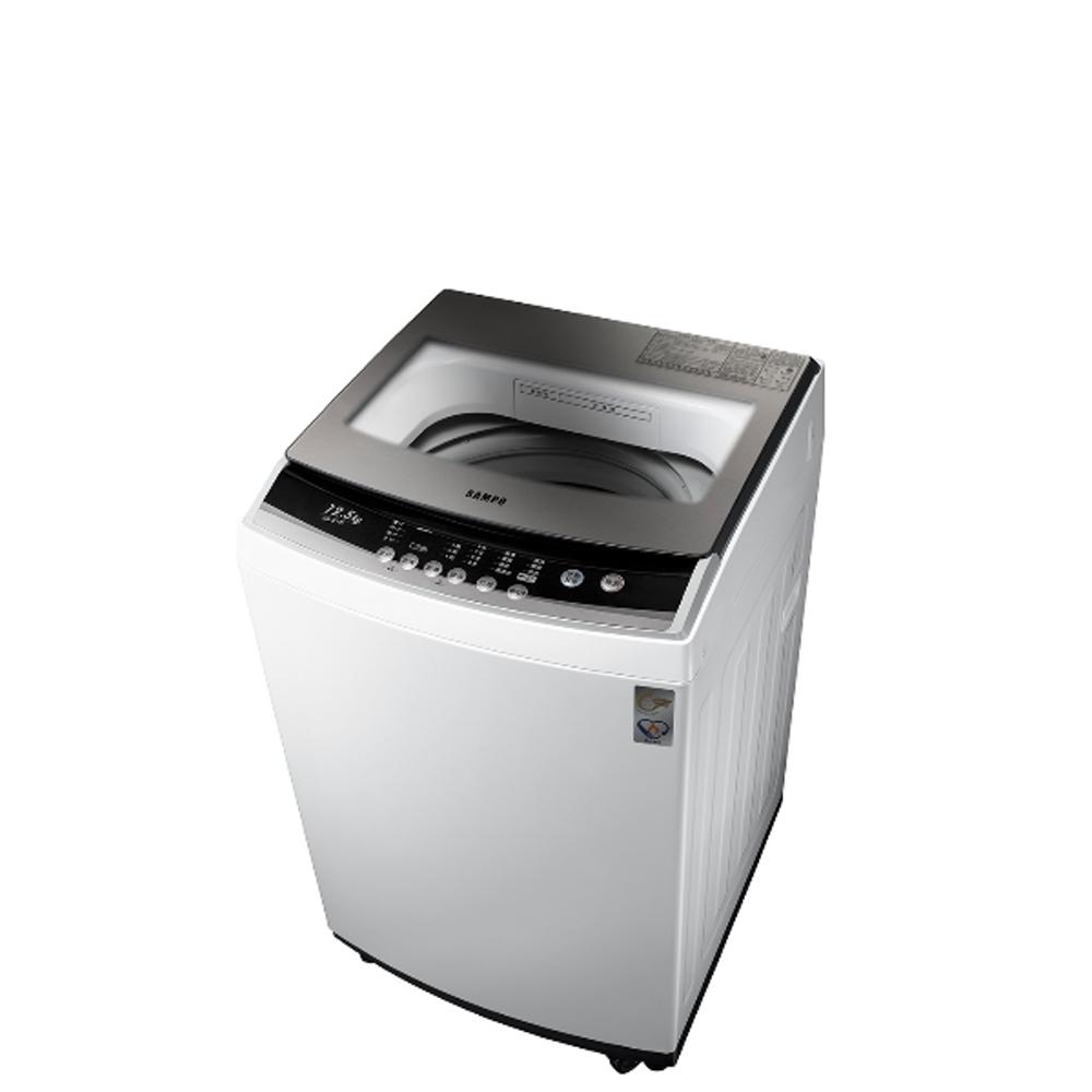 聲寶12.5公斤洗衣機ES-B13F