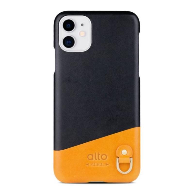 alto 背蓋 Anello iPhone11 6.1 靜夜黑