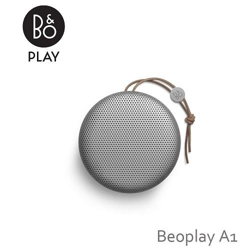 ★展示福利品出清★B&O BeoPlay A1 無線藍牙喇叭星光銀