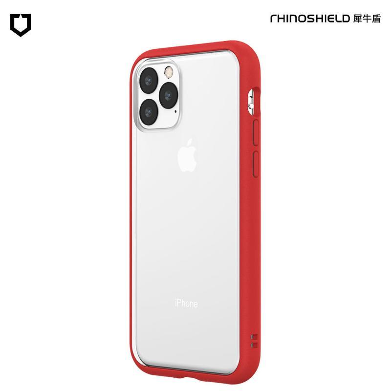 犀牛盾 MOD NX防摔背蓋手機殼  iPhone 11 Pro 5.8(2019) 紅