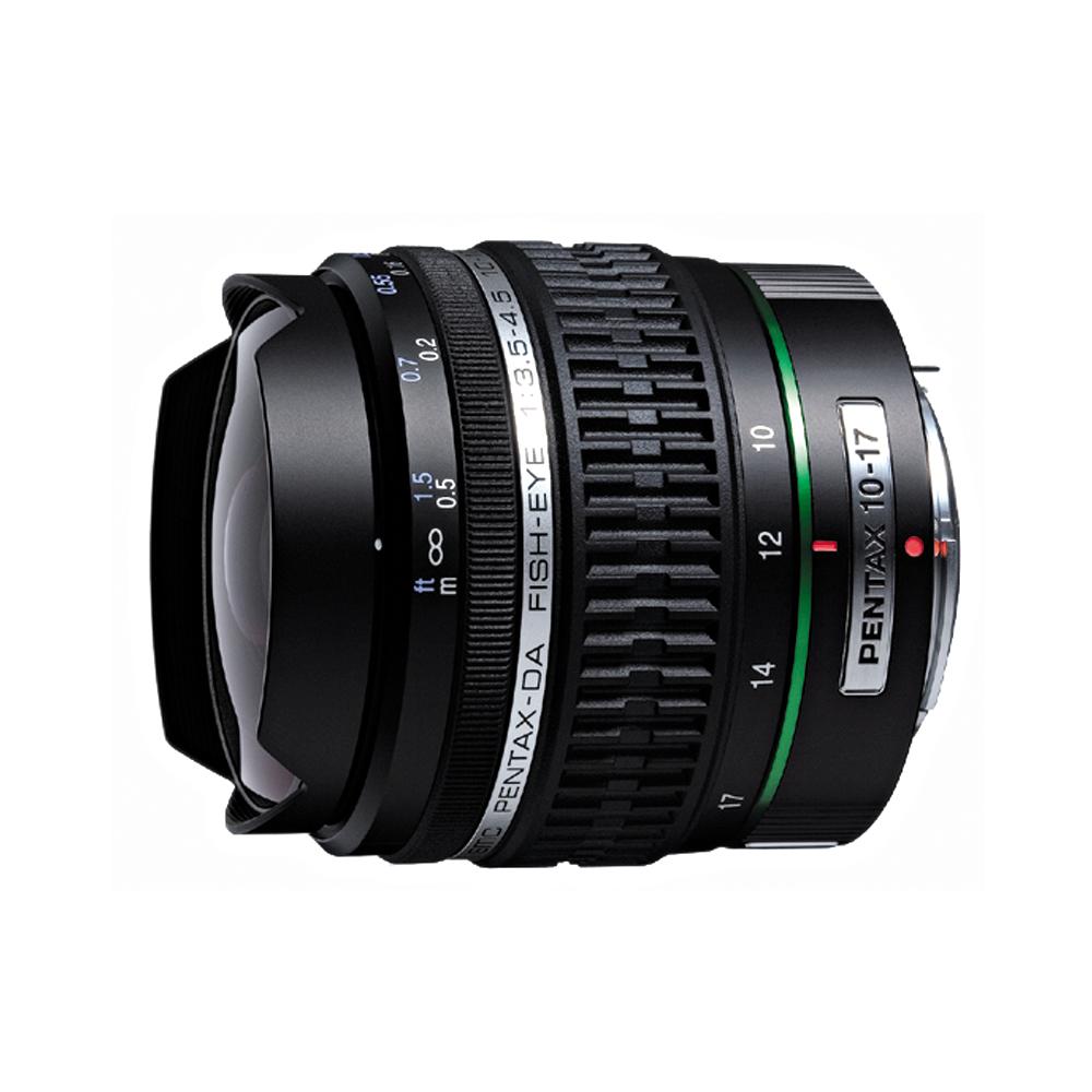 PENTAX SMC DA FISH-EYE 10-17mm F3.5-4.5 ED IF【公司貨】