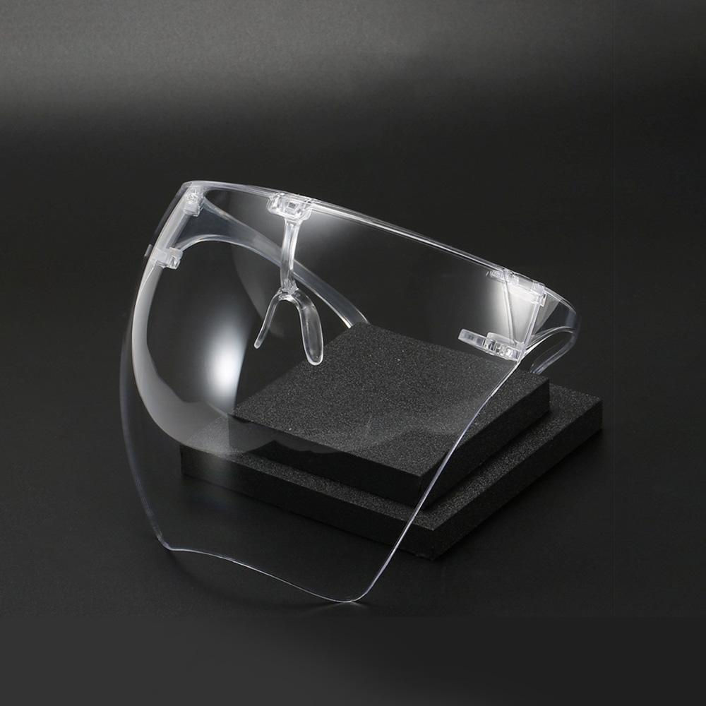 透明防護面罩 五件組
