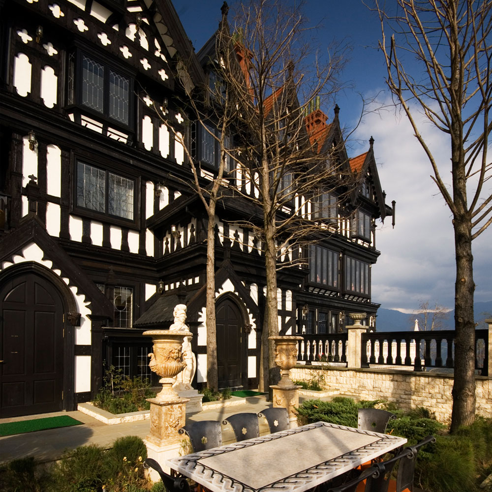 【南投/清境】老英格蘭莊園:音樂城堡/老英格蘭-住宿通用券