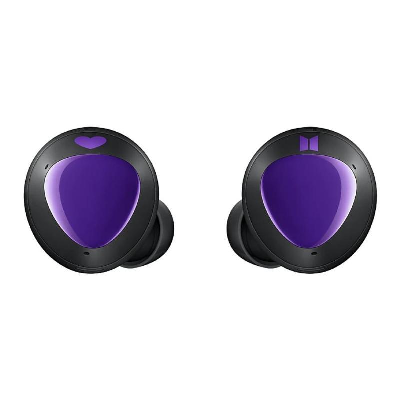 SAMSUNG Galaxy Buds+ 真無線藍牙耳機 紫 R175 BTS限定版