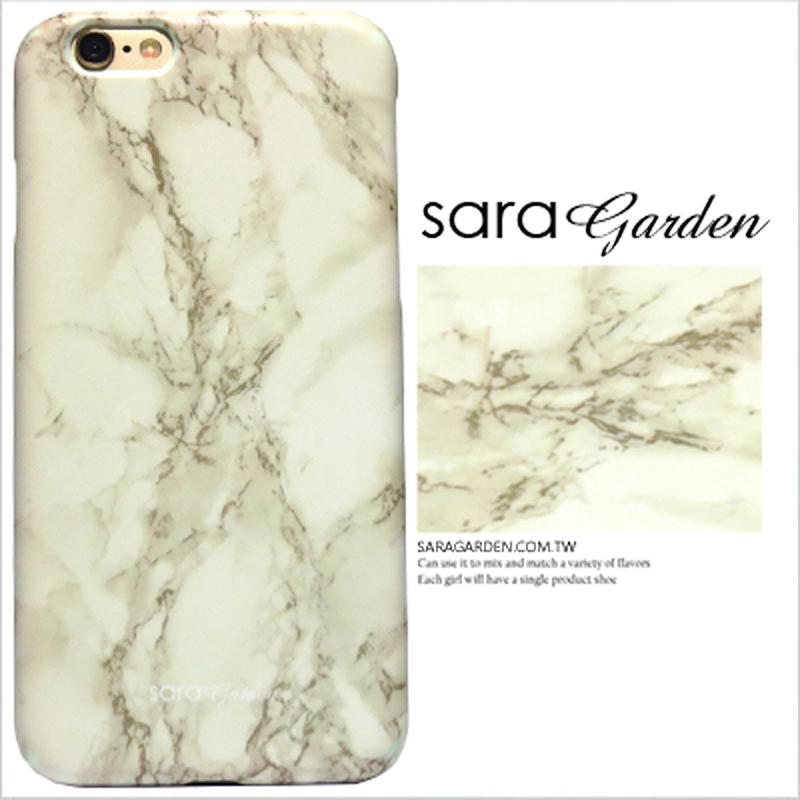 【Sara Garden】客製化 手機殼 蘋果 iPhone XR 大理石 爆裂 紋路 保護殼 硬殼