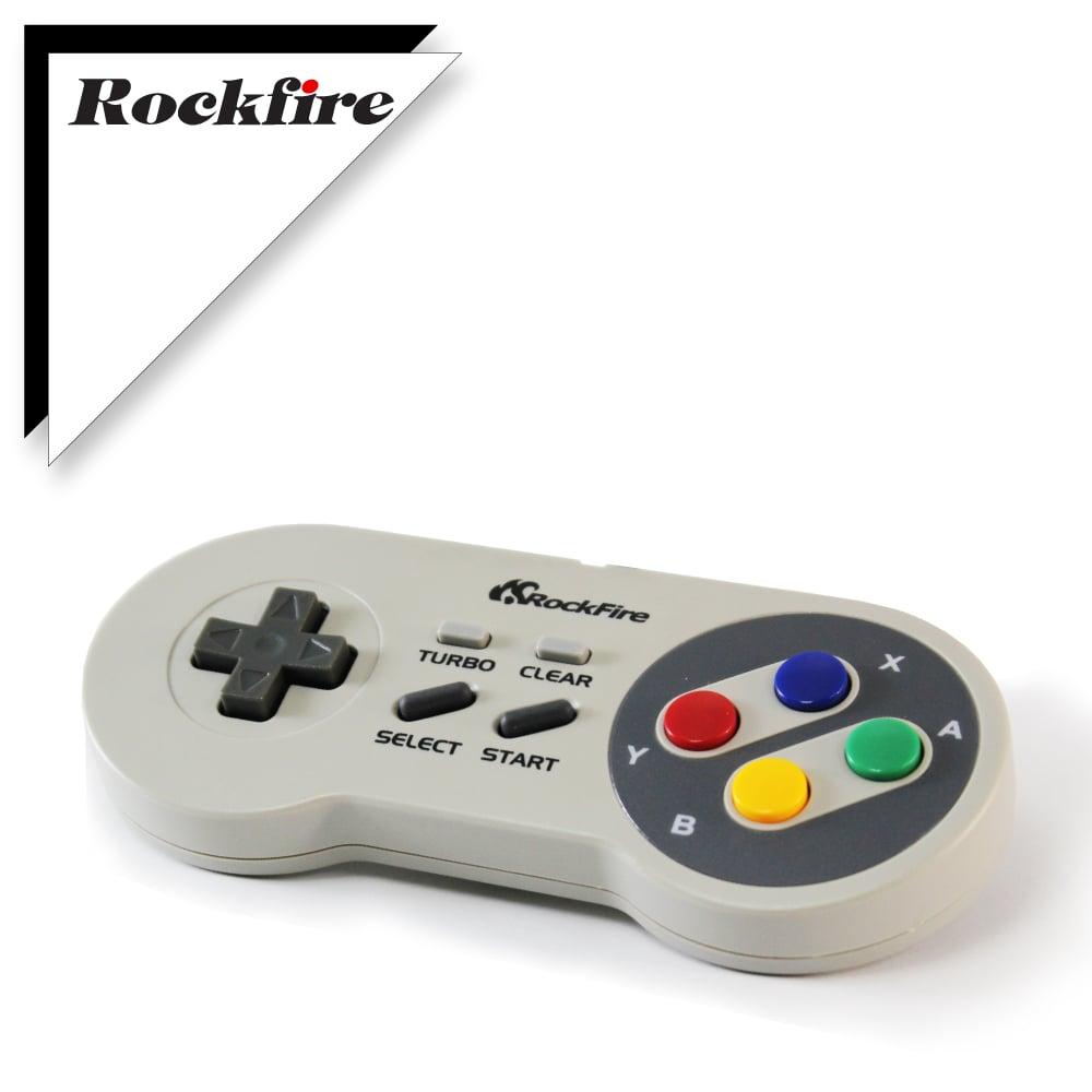 Rockfire Mjolnir 雷神之槌PC超任手把QF-109U