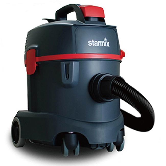 德國【STARMIX吸特樂】14公升抗蟎型極靜音無塵乾式吸塵器 TS-1214