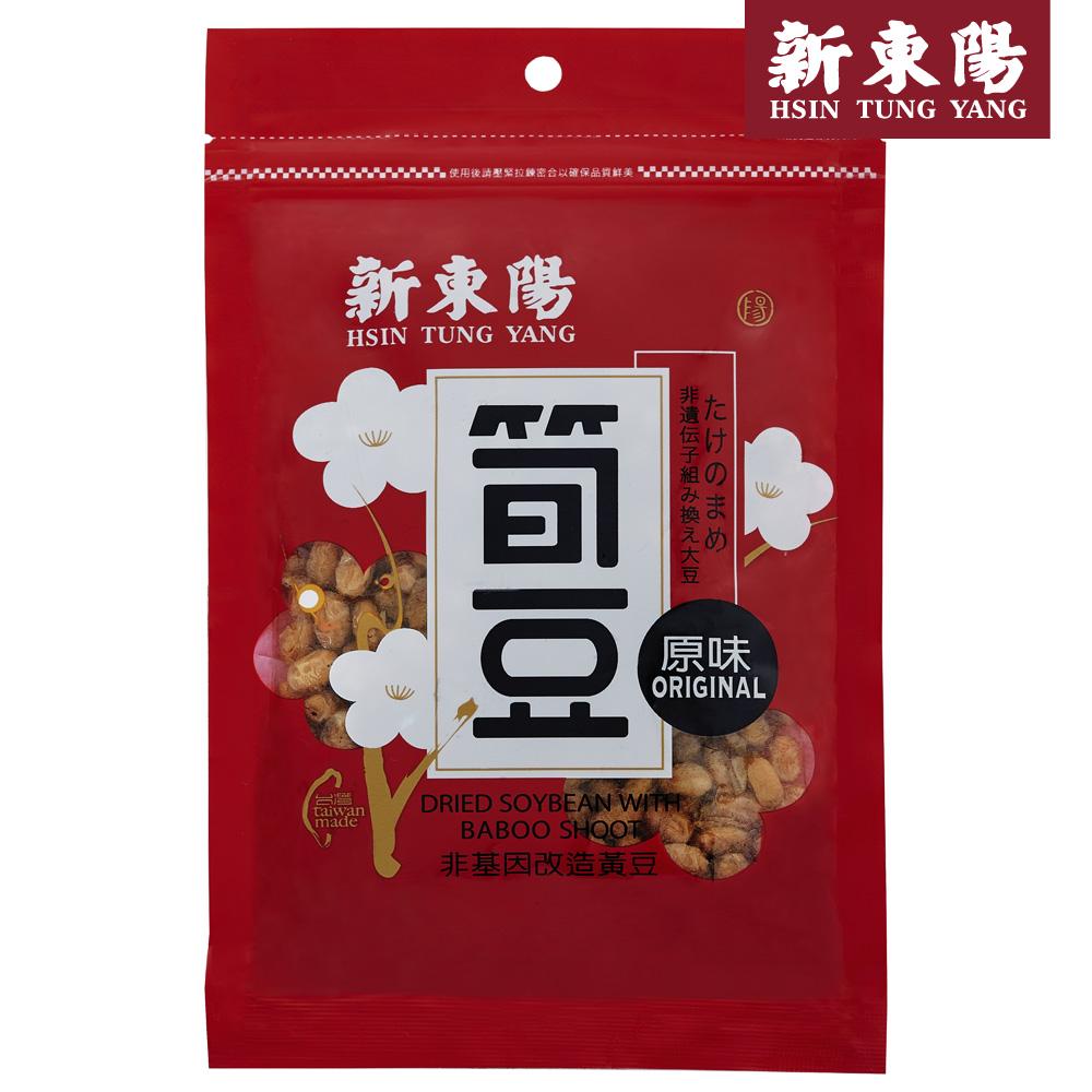 【新東陽】綜合筍豆(150g原味*8包+150g辣味*8包),免運