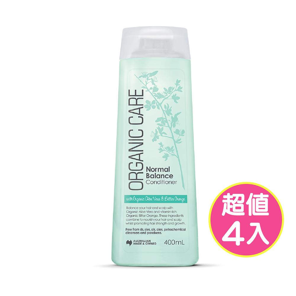 【澳洲Natures Organics】植粹潤髮乳(健康均衡)400mlx4入