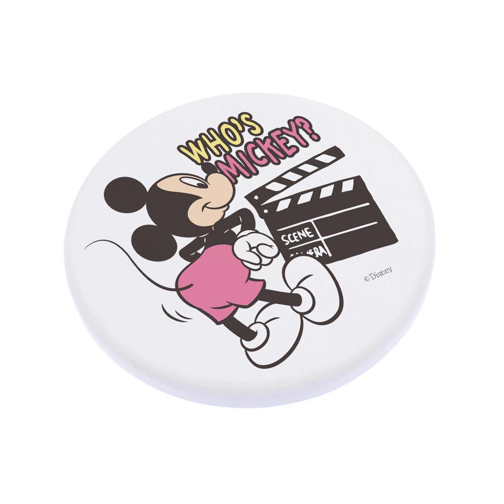 【迪士尼Disney】扭屁屁系列 珪藻土杯墊//攝影米奇