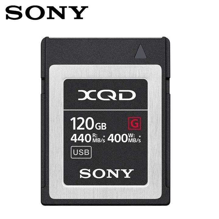 ★秋冬激省價↘9折 SONY 120GB XQD R440M/s 相機高速記憶卡 (G Series)