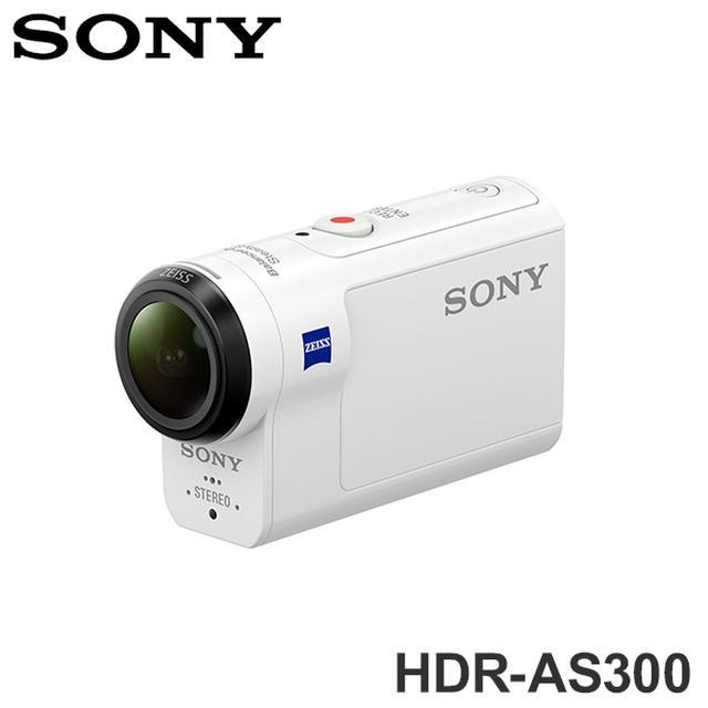 SONY HDR-AS300運動型 攝影機 公司貨 再送32G卡大全配~