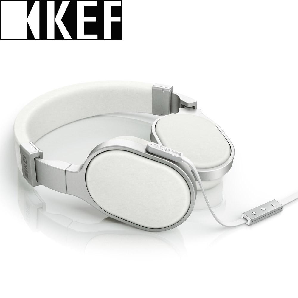 英國 KEF M500 Hi-Fi 耳罩式耳機-白
