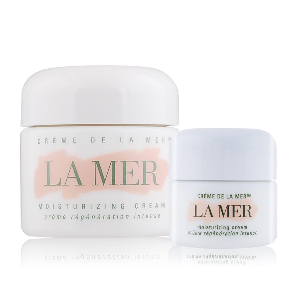 LA MER 海洋拉娜 乳霜(60ml)+(15ml)-公司貨