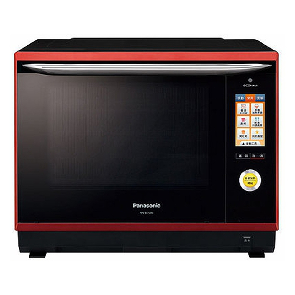 【Panasonic 國際牌】32L 蒸氣烘烤微波爐 NN-BS1000