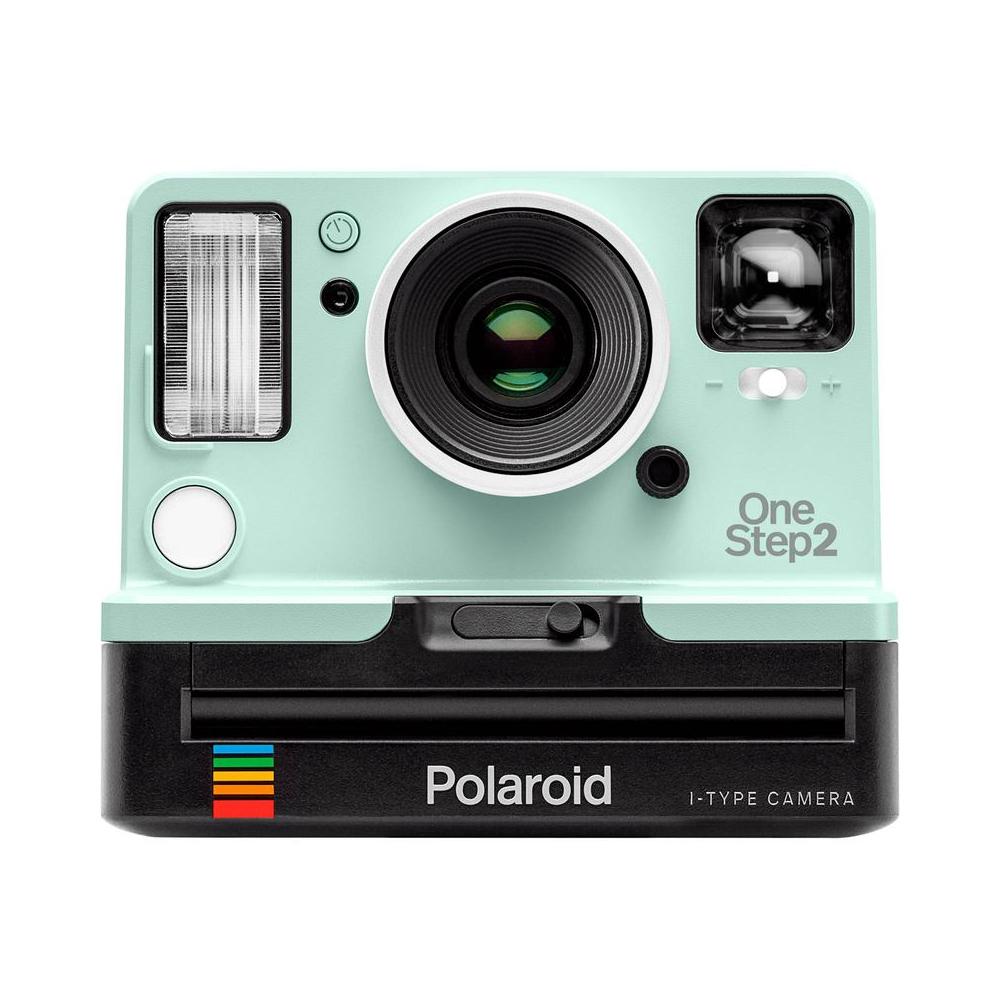 Polaroid OneStep 2 拍立得相機(公司貨)/薄荷綠