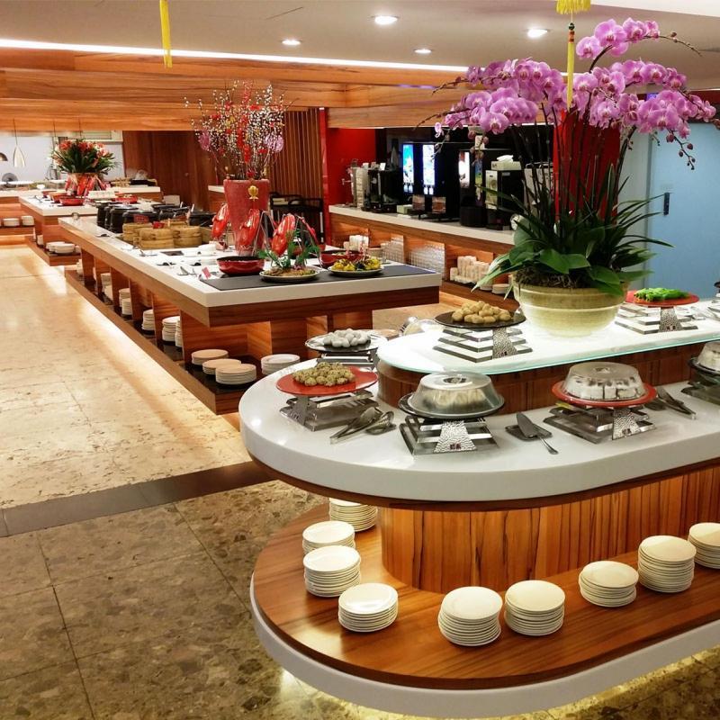 【蓮池閣】素菜餐廳歐式自助餐優惠