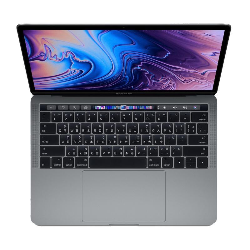 【2018新機】APPLE MacBook Pro(TB) i5 512G 13吋 太空灰_MR9R2TA/A