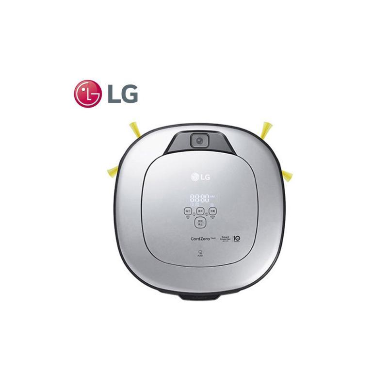 LG WiFi濕拖清潔機器人-三眼 VR6698TWAR【贈濾網】