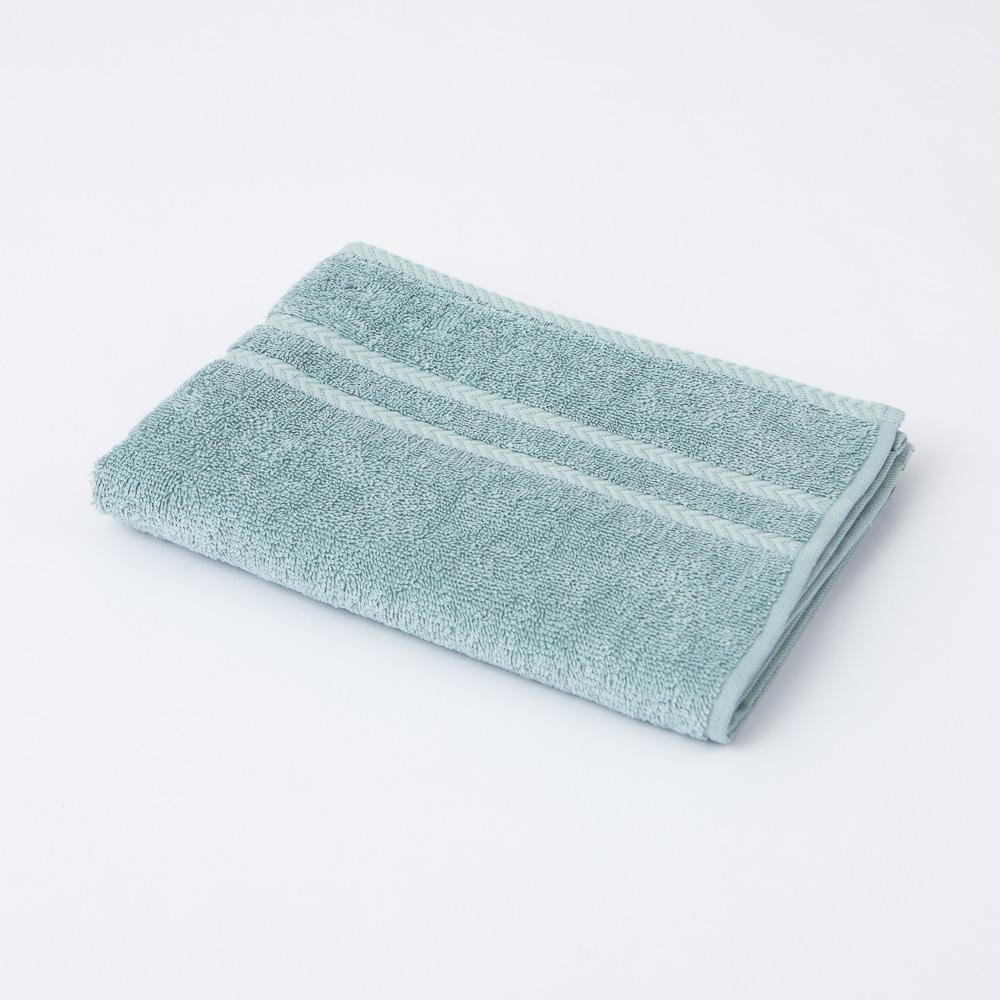 Turkey純棉長巾-迷霧綠-生活工場