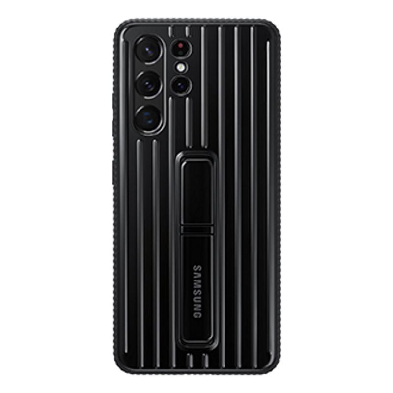SAMSUNG Galaxy S21 Ultra 5G 立架式保護皮套