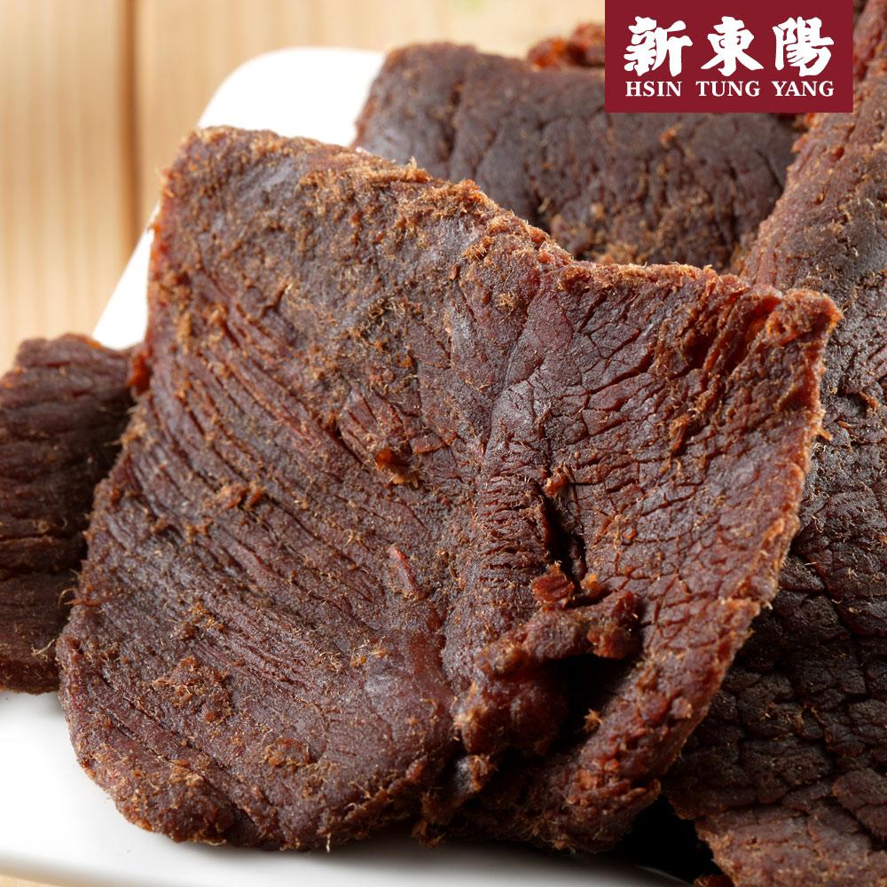 【新東陽】無糖牛肉乾(220g*2包),免運