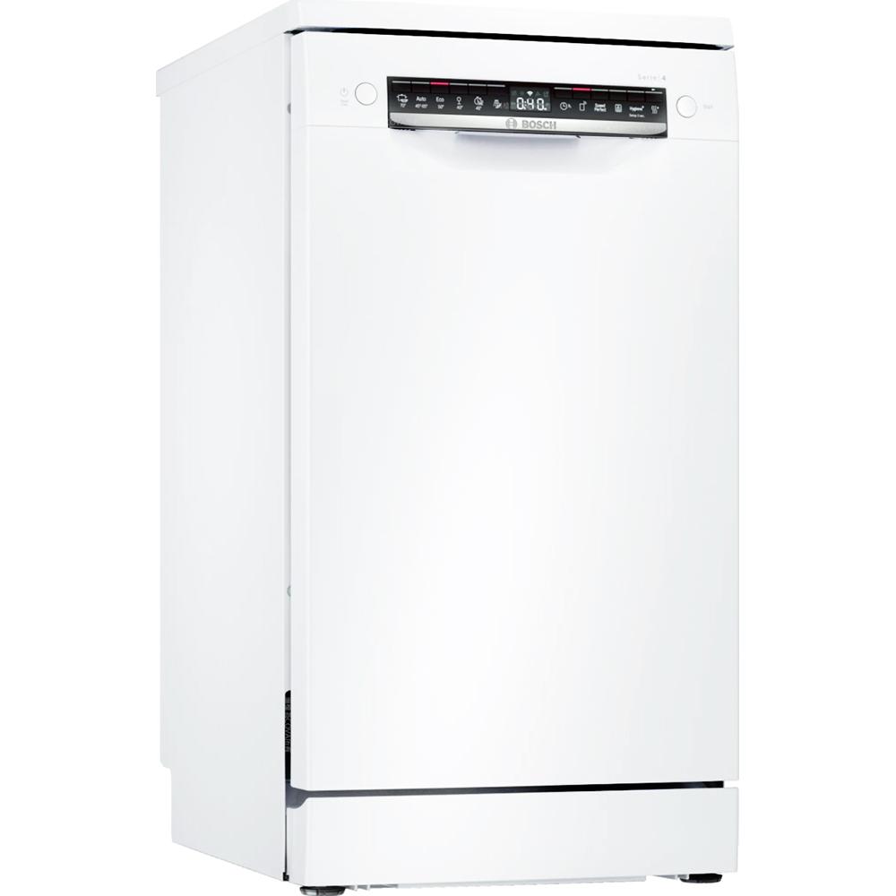 【BOSCH 博世】10人份 獨立式洗碗機 (含基本安裝) SPS4IMW00X