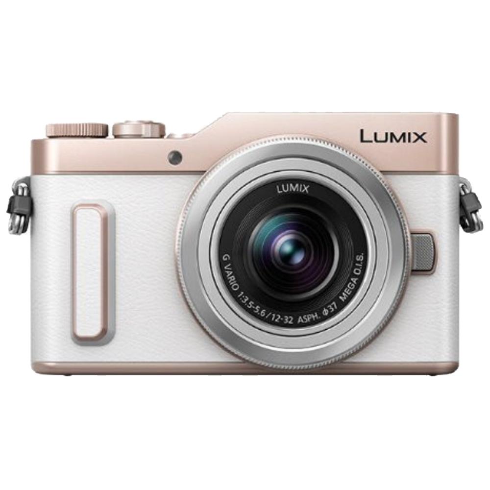 Panasonic GF10 12-32mm 變焦鏡組 (公司貨)_白色-送Micro 64G+專用鋰電池(BLH7)+充電器+保護鏡(37)+吹球拭筆組+原包