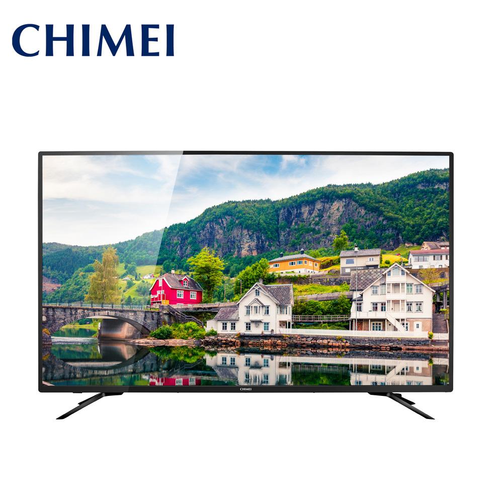 【CHIMEI奇美】55吋4K聯網HDR液晶顯示器+視訊盒(TL-55M200)送基本安裝