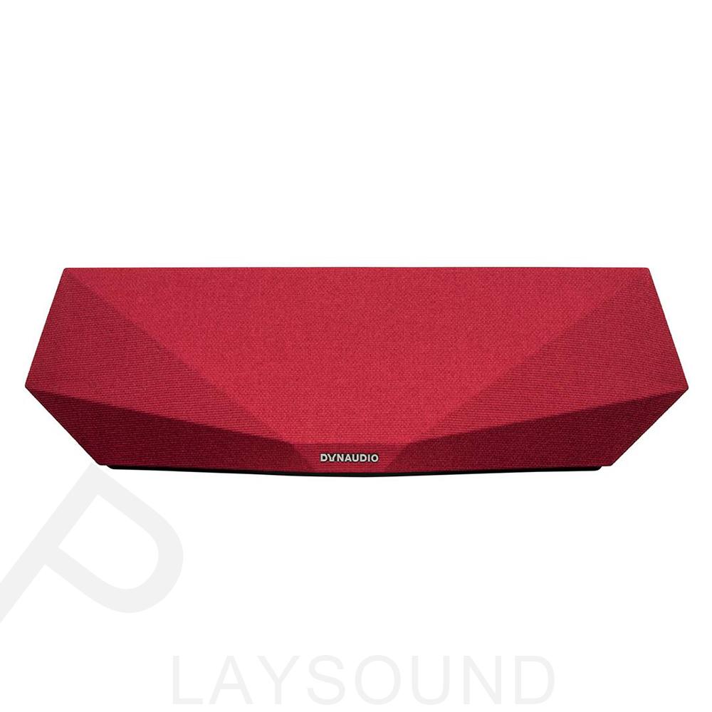 丹拿Dynaudio Music 5紅色 無線藍牙WiFi喇叭