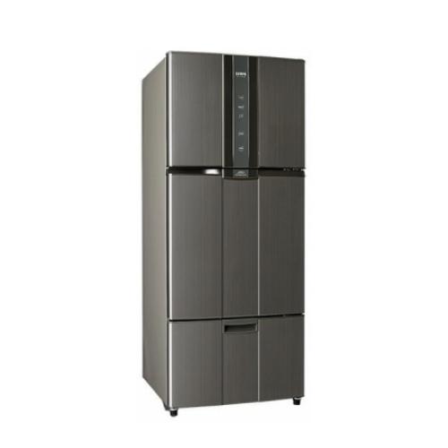 【SAMPO聲寶】530L 2級變頻3門電冰箱 SR-A53DV(K2) 石墨銀