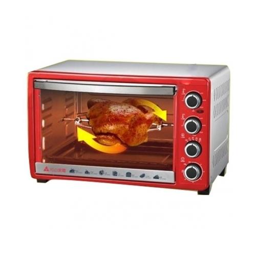 【元山牌】32L雙溫控旋風五段火力控制電烤箱 YS-5320OT