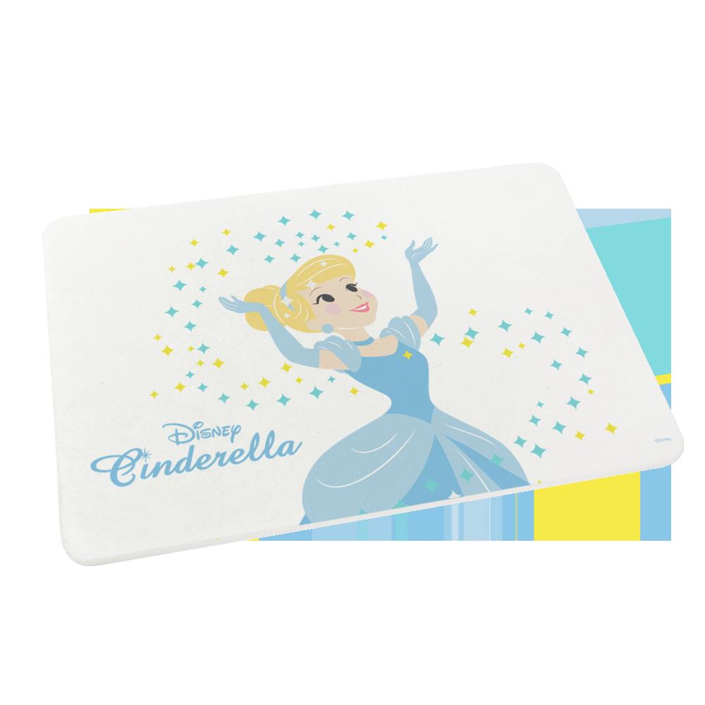 【收納王妃】迪士尼公主系列珪藻土吸水地墊-魔法仙杜瑞拉