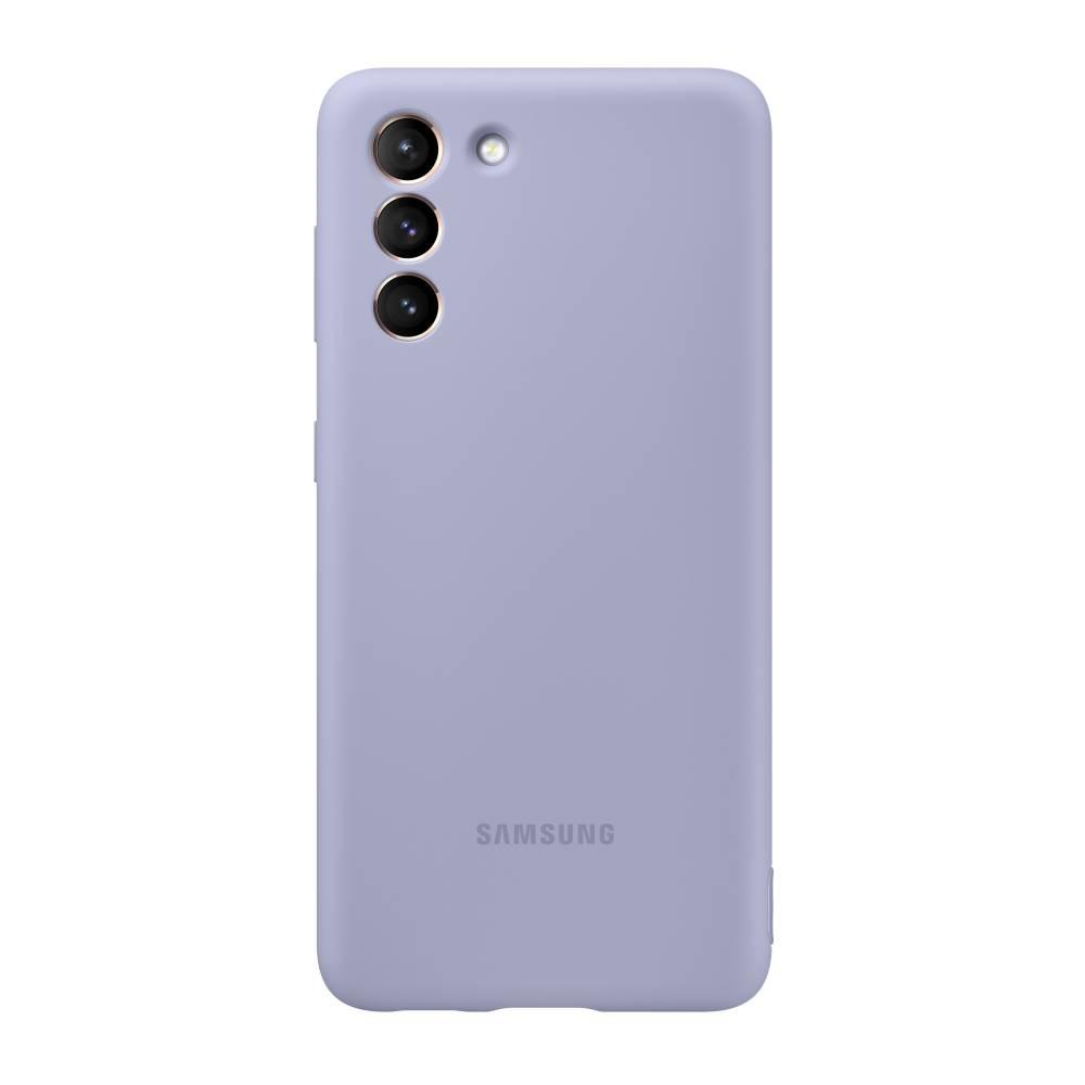SAMSUNG Galaxy S21 5G 矽膠薄型背蓋