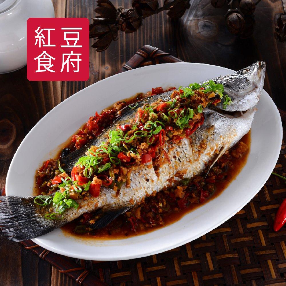 預購《紅豆食府SH》剁椒鮮魚750g/盒
