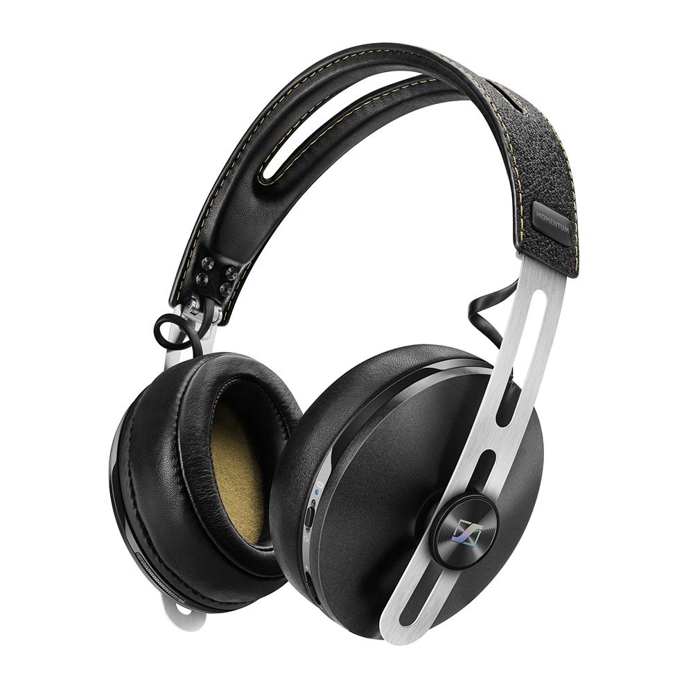 Sennheiser MOMENTUM Wireless Over-Ear 黑色 無線 藍牙 頭戴式耳機