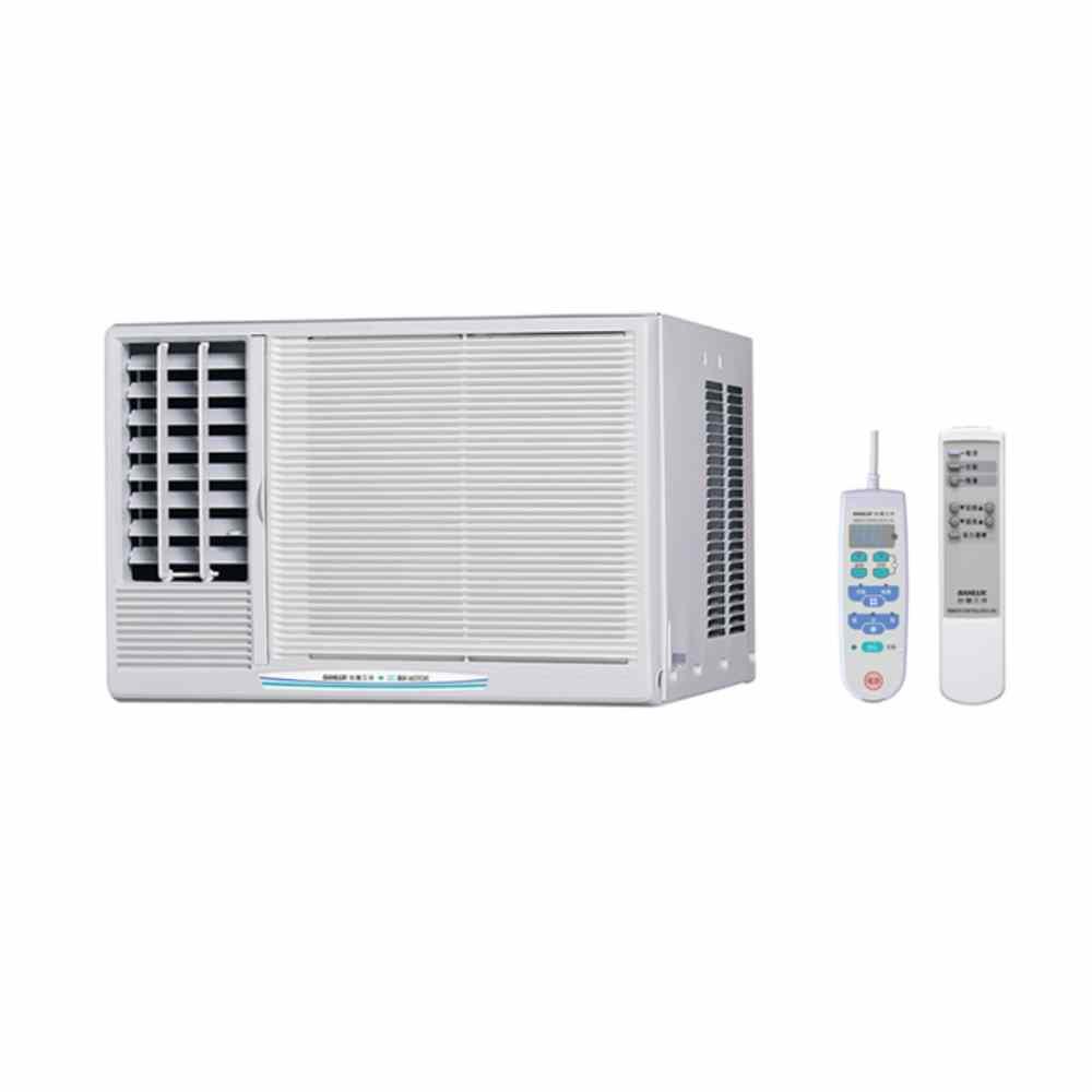 【SANLUX台灣三洋】定頻窗型冷氣4坪SA-L281FEA 電壓110V左吹(含標準安裝)