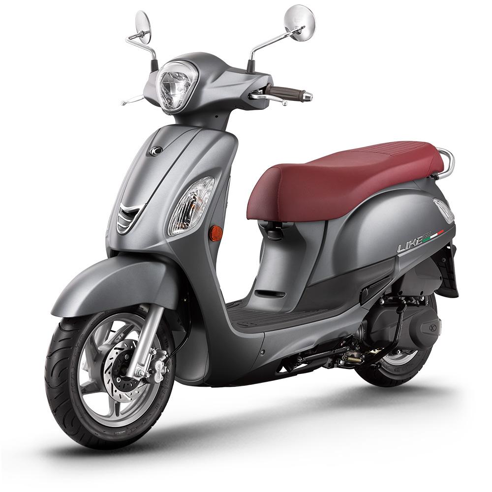 【KYMCO光陽】 LIKE 125 ABS 七期 (2021年新車)