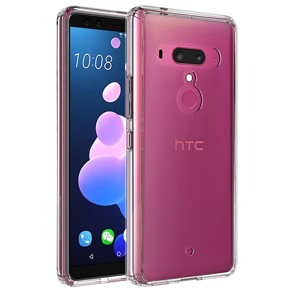 QinD HTC U12+ 雙料保護套