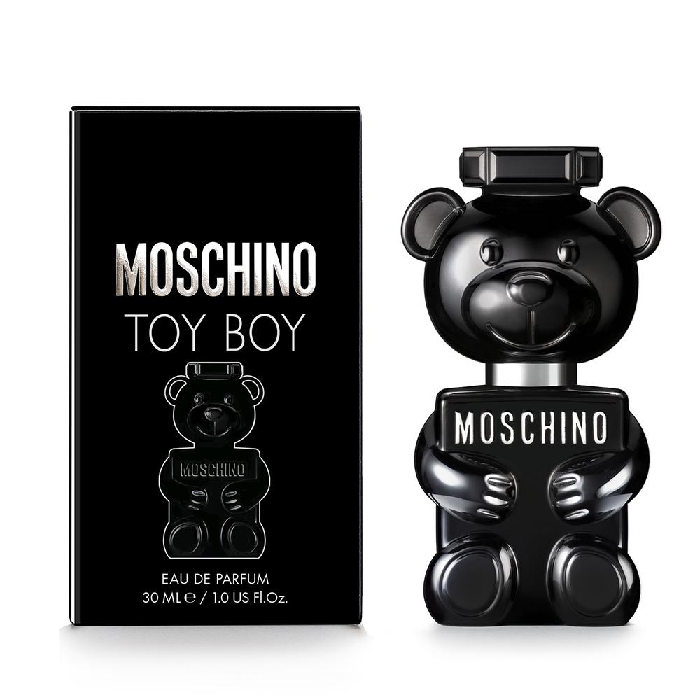 MOSCHINO 莫斯奇諾 TOY BOY 黑熊 男性淡香精(30ml)-香水公司貨