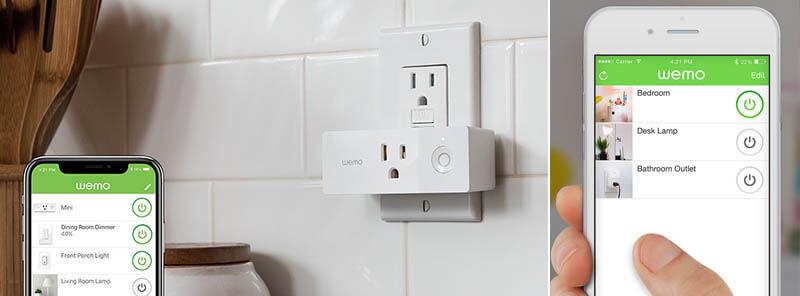 Wemo MINI智慧插座 設定簡單 使用方便安全 先創國際