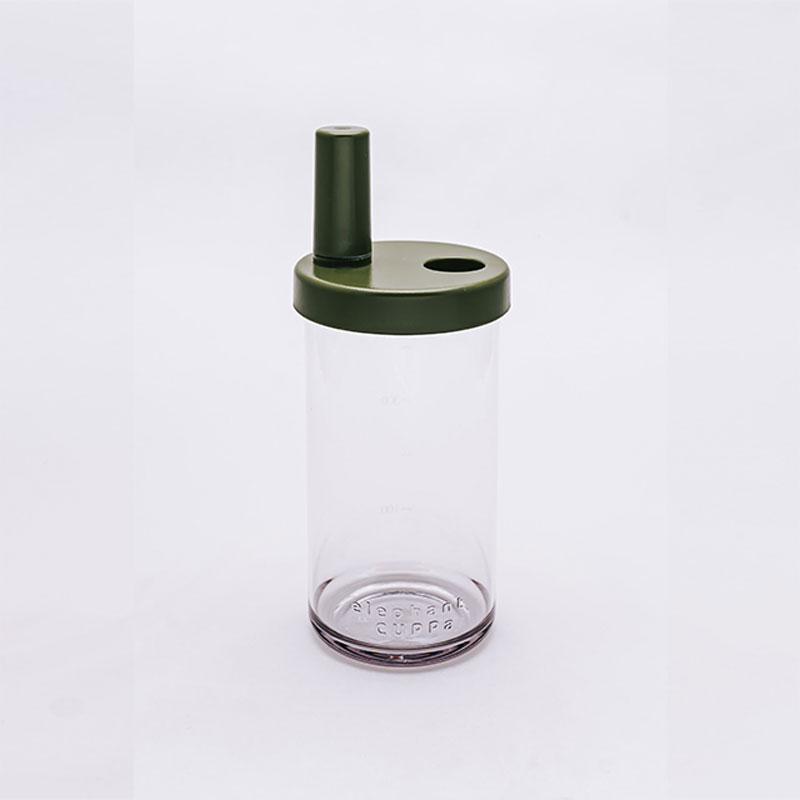 Elephant Cuppa|環保減塑大象杯2代 抹茶歐蕾綠-520ml